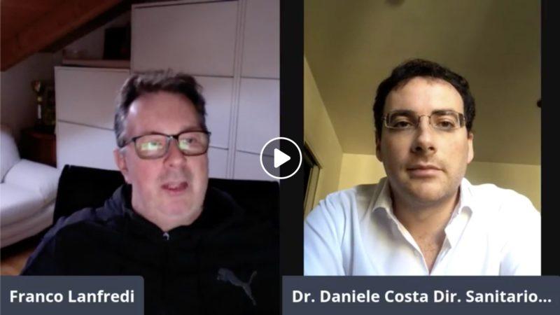 Due chiacchiere con il Dottor Daniele Costa (Direttore Sanitario) UGR Onlus.